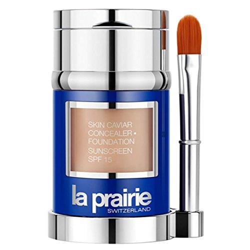 La Prairie Skin Caviar Concealer SPF 15 Women's Foundation, Mocha, 1 Ounce