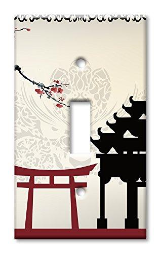 Art Plates Brand Single Toggle Switch / Wall Plate - ()