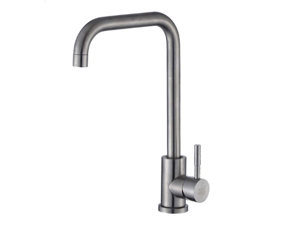 Basin Mixer Tap Bath Fixtures Wash Basinsinkkitchen Stainless Steel Faucet Kitchen Kitchen Faucet Hot and Cold redation Washing Basin Washbasin Dragon
