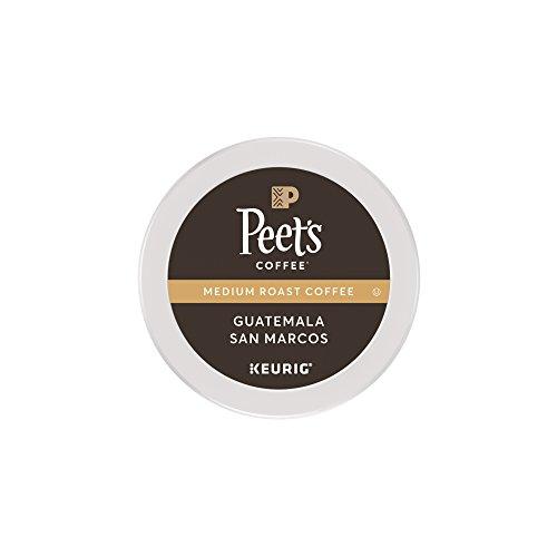 Peet's Coffee K-Cup Packs, Guatemala, 32 Count