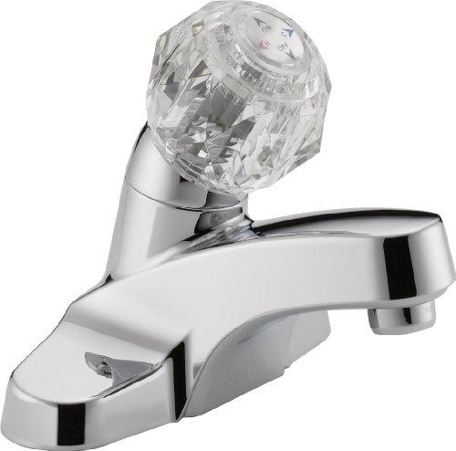 peerless bathroom faucet chrome - 4