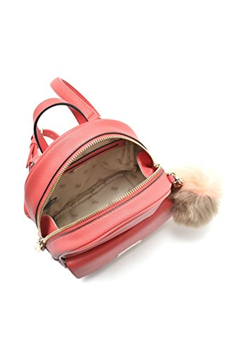Guess Damen Hwvp6967310 Rucksackhandtasche, Rot (Poppy), 10x27x23 centimeters