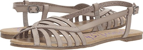 Blowfish Womens Dane Mushroom Dyecut 6 M