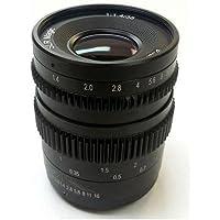SLR Magic 35mm T1.4 Cine Mark II Lens E Mount