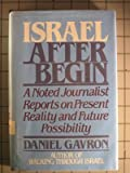 Israel after Begin, Daniel Gavron, 0395353203