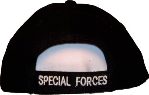 Amazon.com  Special Forces - One Shot - One Kill - Embroidered Cap ... 2542ceb228ba