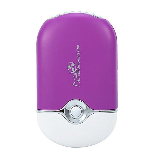 Eyelash Extension Mini Fan Blower USB Air Conditioning Glue