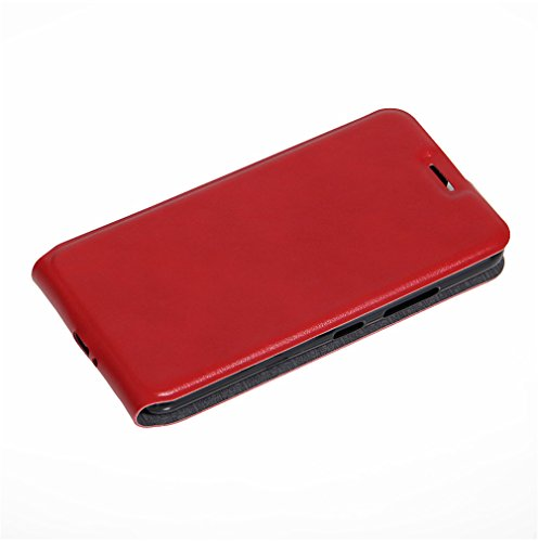 Funda Lenovo Vibe C2 Power,Manyip Caja del teléfono del cuero,Protector de Pantalla de Slim Case Estilo Billetera con Ranuras para Tarjetas, Soporte Plegable, Cierre Magnético B