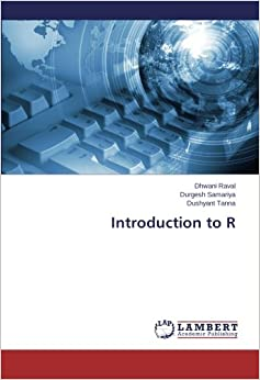 Book Introduction to R