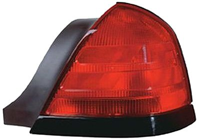 OE Replacement Ford/Mercury Passenger Side Taillight Assembly (Partslink Number FO2801160)