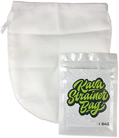 Kavafied Traditional Kava Strainer Bag