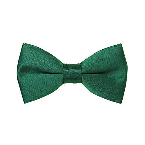 Emerald Satin Mens 2 1/2