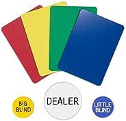 Brybelly GPLA-201 Poker Size Dealer Kit