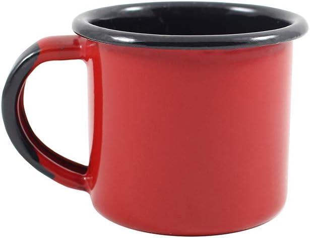 Caneca 4,5 Esmaltado Vermelho 70 ml - Ewel por Ewel