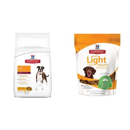 Hill's Science Diet Adult Light Dry Dog Food Regular Bites