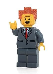 LEGO La película Minifigura de Presidente Negocios con