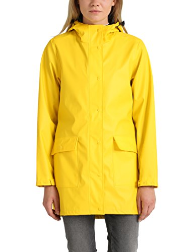 Berydale, Chaqueta Impermeable para Mujer Amarillo (Gelb Gelb)