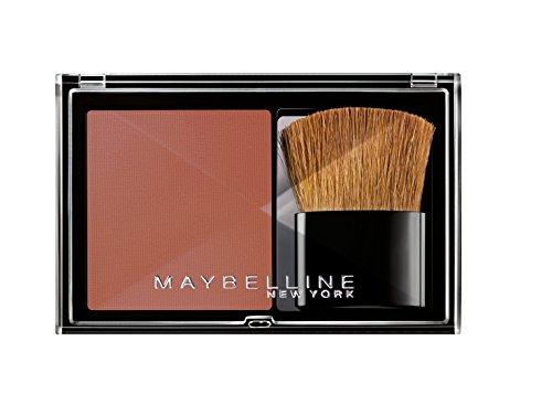 Maybelline New York Expert Wear Blush Rouge Brown / Braunes Rouge-Puder, Make-Up für einen frischen Teint mit leichtem Tragekomfort, inkl. Pinsel, 1 x 5,2 g