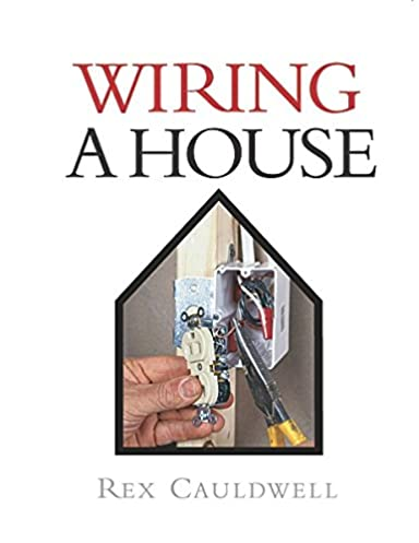 wiring a house 5th edition (for pros by pros) rex  recalled) by rex cauldwell