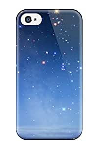 Iphone High Quality Tpu Case/ Amazing Wish Night Star Shining PaMLsOD4218FiaMT YY-ONE For Iphone 4/4s