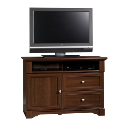 Boy TV Stand, Select Cherry Finish (Cherry Tv Stand)