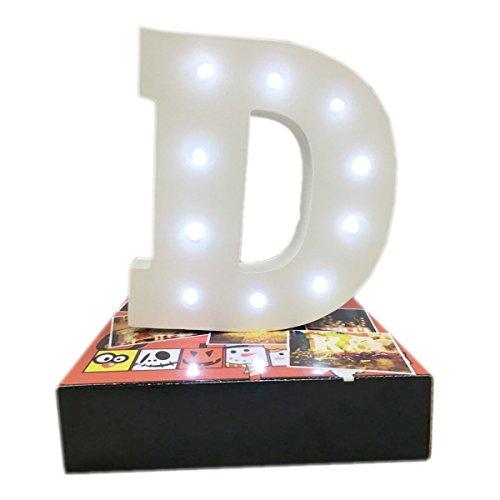 Led Alphabet Lights - 7