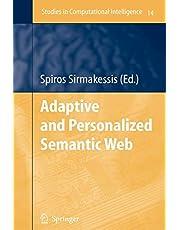 Adaptive and Personalized Semantic Web