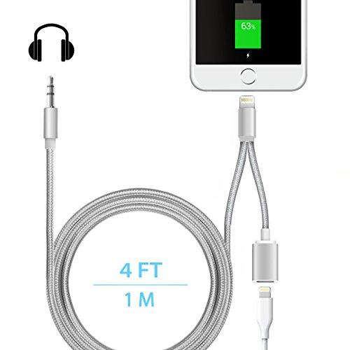 Lightning Auxiliary Headphone Bluetooth Speaker