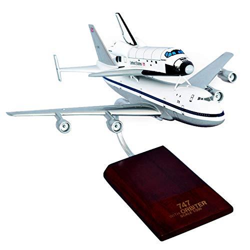 Mastercraft Collection, LLC Mastercraft Collection Boeing NASA Orbiter B747 with Shuttle Model Scale:1/200 by Mastercraft Collection, LLC (Image #1)