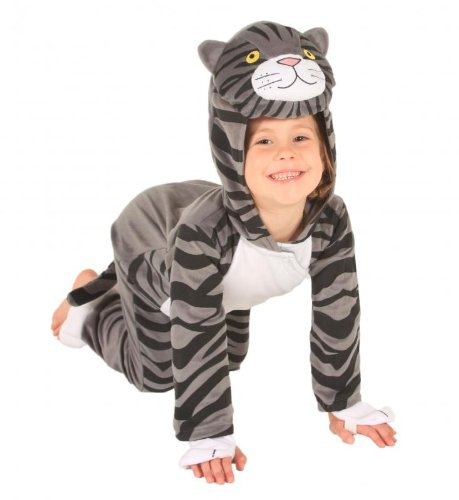 Mog the Cat kids Book week costume 3-6 years Fancy Dress outfit