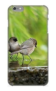 Goldenautumn High Quality Shock Absorbing Case For Iphone 6 Plus-Animal Bird