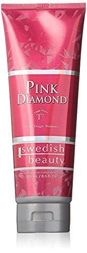Swedish Beauty Pink Diamond Tanning Lotion by Swedish Beauty