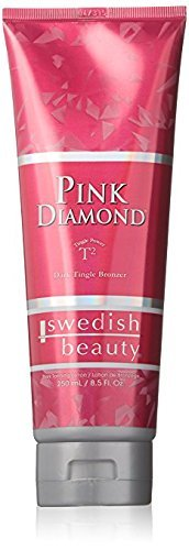 Swedish Beauty Pink Diamond Tanning Lotion (Best Tanning Lotion For Beginners)