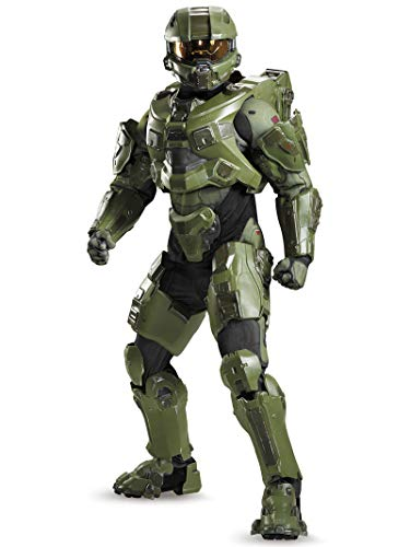 Body Sculpting Costumes - Disguise Men's Halo Master Chief Ultra
