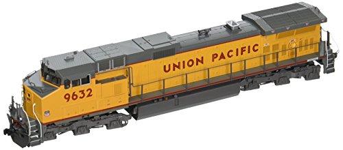 Kato USA Model Train Products #9632 HO Scale GE C44-9W Union Pacific (Union Pacific Locomotive)