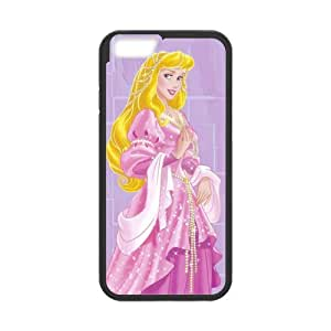 Sleeping Beauty Customize Protective Rubber Cover Skin Case Suit For 4.7 inch iPhone 6