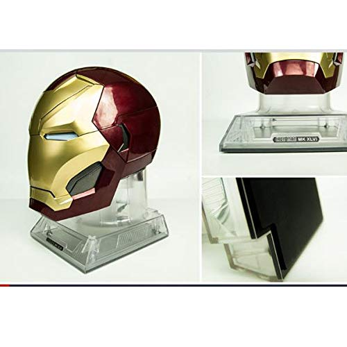 Iron Man Altavoz Bluetooth Casco Marvel Avengers Modelo ...