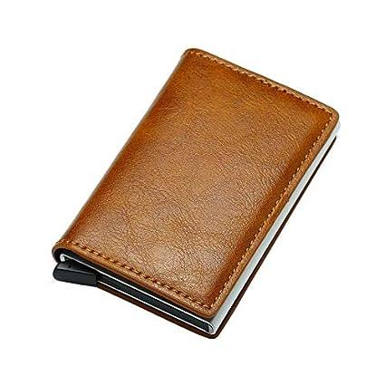 Amazon.com: Soporte de metal para tarjetas de crédito para ...