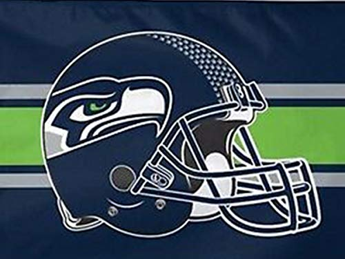 - DIY 5D Diamond Painting Kits for Adults 20x28 lnch,Seattle Seahawks Full Drill Diamond Painting Crystal Diamond Arts Crafts for Home Wall Decor,NFL Team Logo