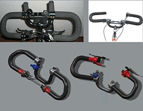 Modolo Dumbo 3D Customizable Trekking Handlebar Black