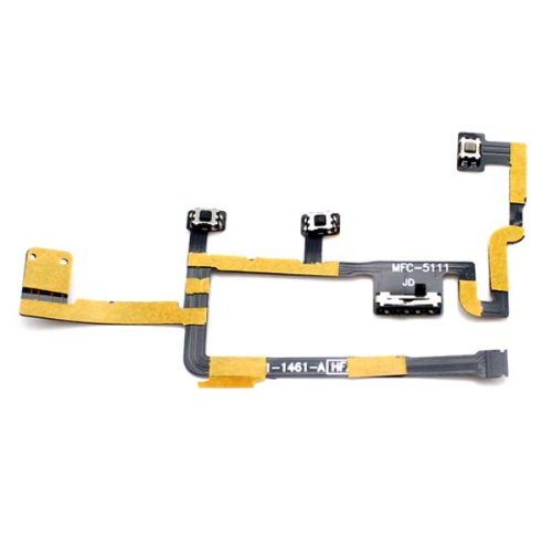 PC Hardware : Genuine New Power On Off Flex Cable for iPad 2 Wi-Fi EMC 2560 (2012 New Version)