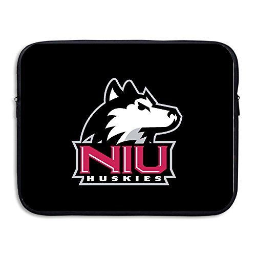 ZOENA Northern Illinois University Shock-Resistant Tablet Sleeve Case Bag 13-15 Inch