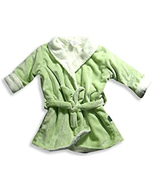 I Play - Baby Girls Fleece Robe