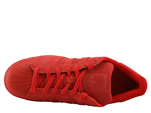 Adidas Superstar RT Sneaker per Uomo Rosso