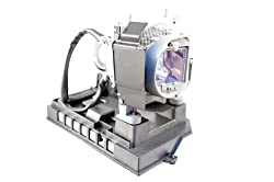 U310w Nec Projector Lamp Replacement Projector Lamp Assembly With High Quality Genuine Original Philips Bulb Inside