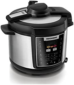 Redmond RMC-M110A 5 Quart Electric Pressure Multi Cooker