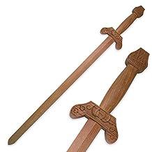 BladesUSA 1602 Martial Art Hardwood Training Tai Chi Sword 36-Inch Overall