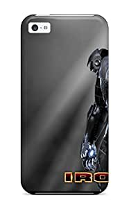 MICHELLE KATSERES's Shop Hot 6139234K95545625 Iphone 5c Case Cover Iron Man Case - Eco-friendly Packaging