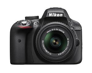 Nikon D3300 Digital SLR by NIKO9