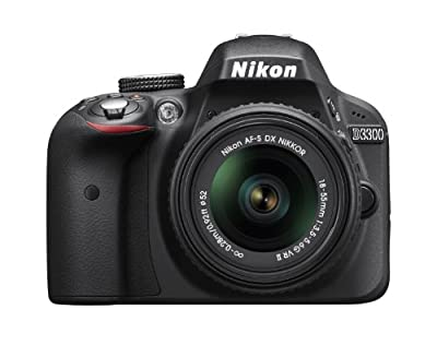 Nikon D3300 Digital SLR from NIKO9